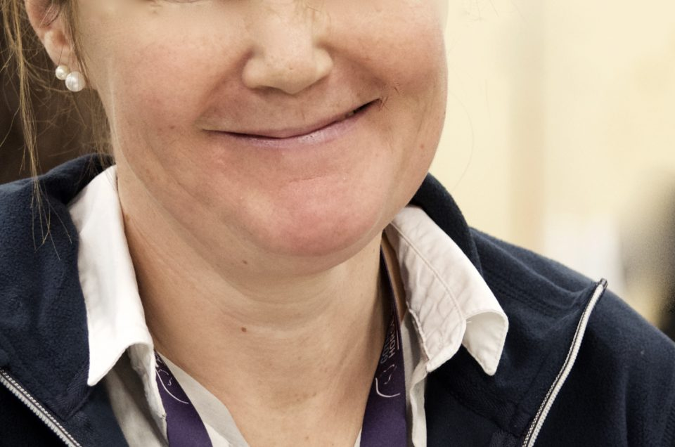 Karolina möter - Annika Borg Landslagsledare 2019
