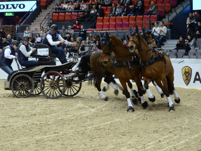 FEI WORLD CUP DRIVING 2016/17 Gothenburg