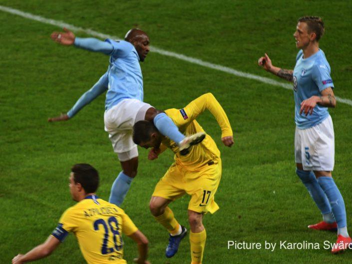 MFF- CHELSEA UEFA Europa League 19.02.14