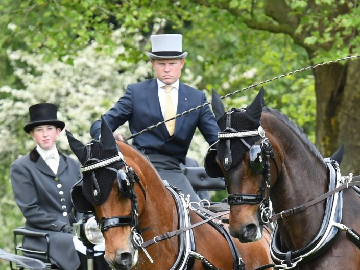 Royal Windsor Horse Show Dressage